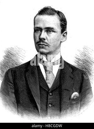 Ernst ludwig duke hesse stock photo royalty free image for Albrecht hesse