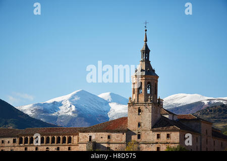 10/11/16 Yuso monastery, San Millan de la Cogolla, La Rioja, Spain - Stock Photo