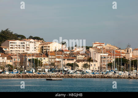 Frankreich, Cote d Azur, Departement Var, Saint Maxim - Stock Photo