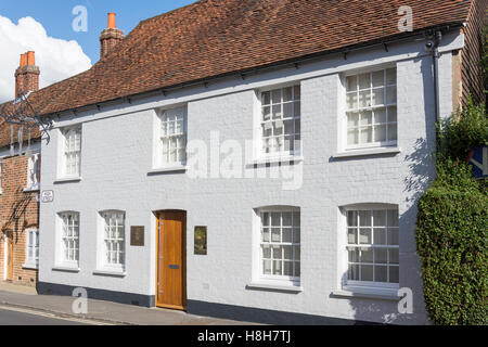 Fat Duck Restaurant, High Street, Bray, Berkshire, England, United Kingdom - Stock Photo
