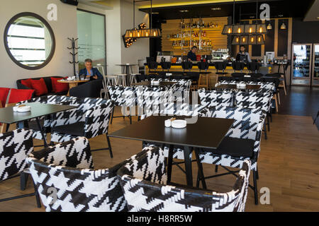 Modern Bar Cafe In Berlin