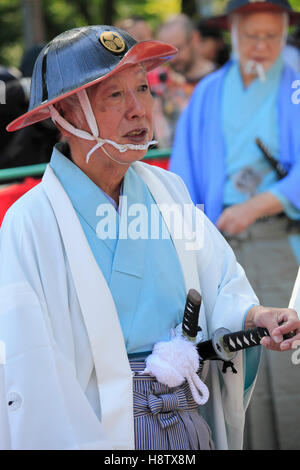 Japan, Nikko, festival, people, man, portrait,
