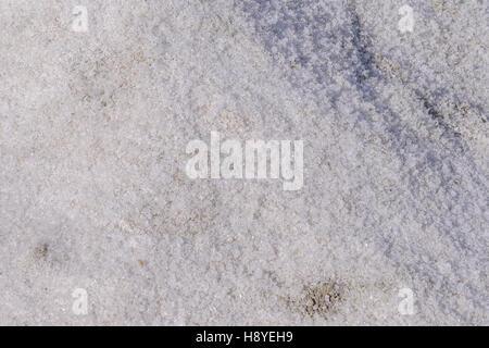 Sel des Salins du Midi Aigues-Mortes,Camargue - FRANCE 30 - Stock Photo