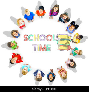 Wisdom Education School Time Academic Concept - Stock Photo