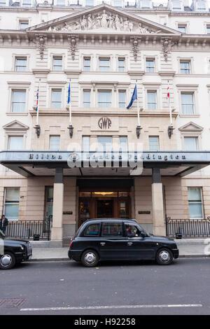 Great Western Hotel Paddington Station