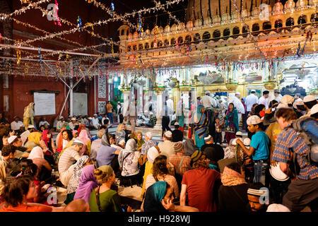Nizamuddin Dargah in New Delhi. - Stock Photo