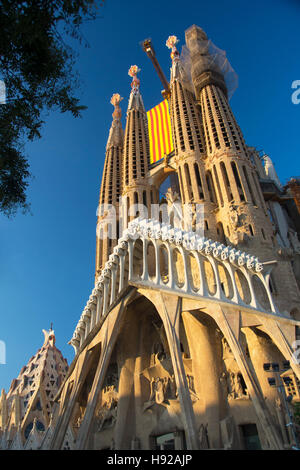 La Sagrada Familia - Stock Photo