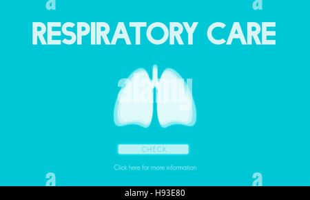 Lungs Medicine Pneumonia Asthma Bronchitis Concept - Stock Photo