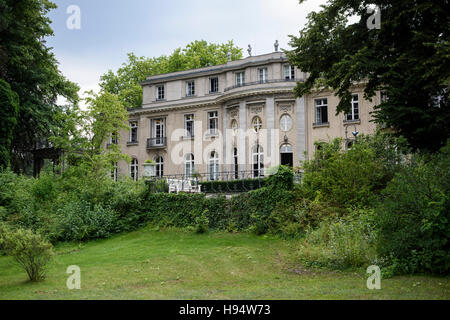 Berlin. Germany. House of the Wannsee Conference, Memorial and Educational Site.