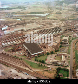 Rotherham Engineering Steels South Yorkshire England - Stock Photo