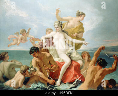 SEBASTIANO RICCI - Triumph of the Marine Venus - Stock Photo