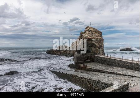 Roque de las Bodegas - Stock Photo