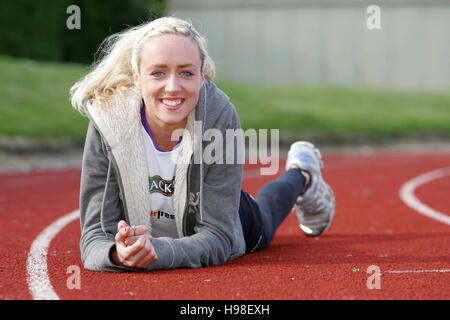 Eilish McColgan - Stock Photo