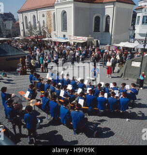 Volksfest Oberbayern