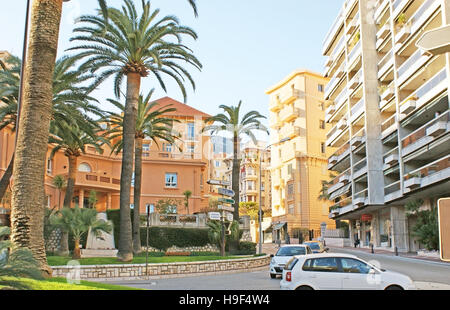 Jardin exotique moneghetti monaco europe stock photo for Boulevard du jardin exotique monaco