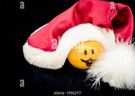 Christmas orange - Stock Photo