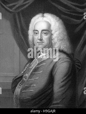 george frideric handel the famous composer essay George frederic handel was born on february 23, 1685 in halle, germany his father was a barber surgeon that discouraged handel's music interest while his mother supported him handel tried the local university unsuccessfully and dropped out after one year.