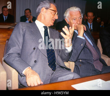 Giovanni Agnelli, said 'Gianni' and also known as the Lawyer (Turin, 12 March 1921 - Turin, Jan. 24, 2003), was - Stock Photo