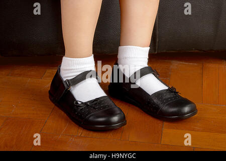 school s shoes and socks stock photo royalty free