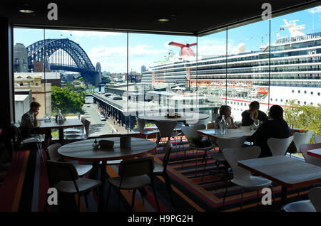 Overseas Passenger Terminal In The Rocks In Sydney New South Wales - Sydney airport to cruise ship terminal