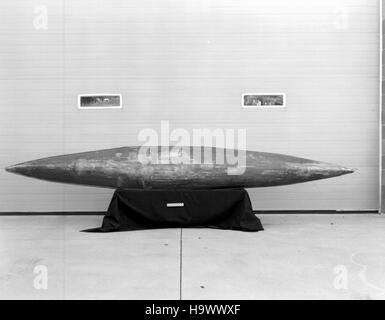 grand canyon nps 7420784836 GRCA 50851Grand Canyon Historical Boat Collection  Kirschbaum Kayak - Stock Photo