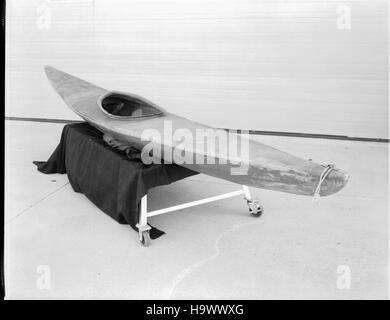 grand canyon nps 7420794976 GRCA 50851Grand Canyon Historical Boat Collection  Kirschbaum Kayak - Stock Photo