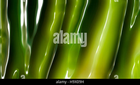 Green and yellow Abstract background - Stock Photo
