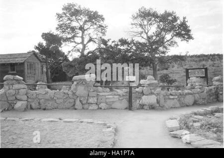 grand canyon nps 5897609621 06150 Grand Canyon Historic Lookout Studio 1937 - Stock Photo