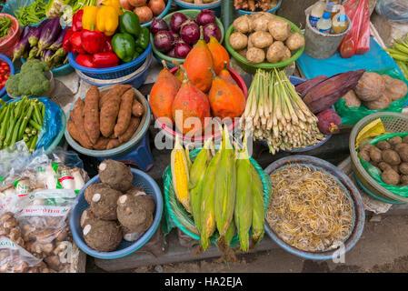 Old Quarter, Hanoi, Vietnam, Asia - Stock Photo