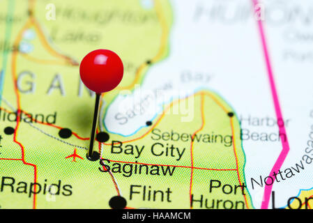 Michigan State Political Map Stock Photo Royalty Free Image - Michigan in usa map