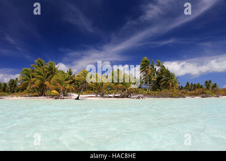 Part of Christmas Island named Paris, Kiritimati, Kiribati Stock Photo - Alamy