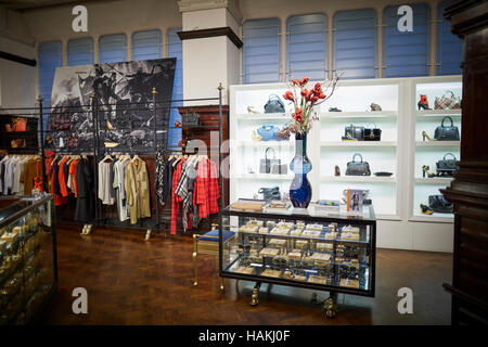 Manchester Vivienne Westwood Shop Interior Mens King Street Fashion Stock Photo 127050349 Alamy