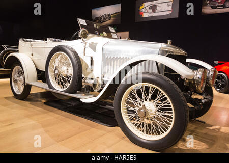 1914 Prince Henry Vauxhall, The Worldu0027s First