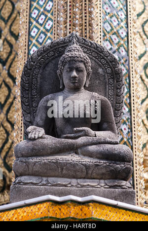 Imperial Palace in Bangkok, Thailand - Stock Photo
