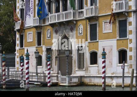 Palazzo Cavalli Franchetti - Stock Photo