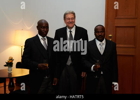New Ambassador of the republic Burundi - Stock Photo