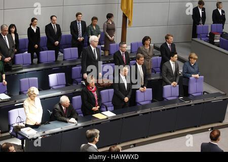 remember the SPD politician Ottmar Schreiner. - Stock Photo