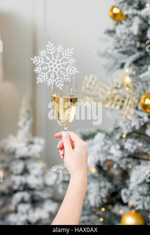 Celebrating a New Year - Stock Photo