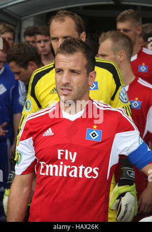 Rafael Van der Vaart (Hamburger SV) - Stock Photo