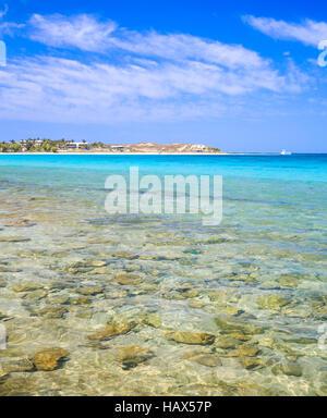 Coral Bay in Western Australia - Stock Photo