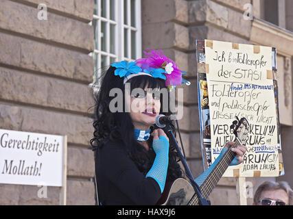 Nina Hagen - Stock Photo