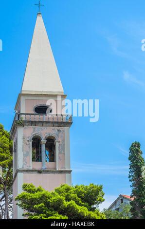 Kirchturm von Veli - Stock Photo
