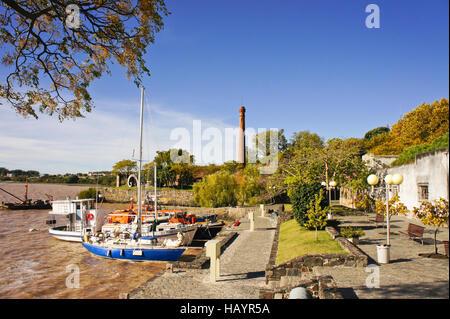 Uruguay, Colonia del Sacramento - Stock Photo