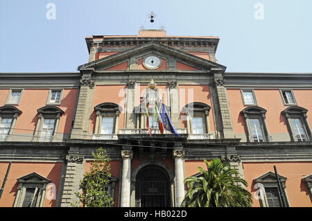 archaeological museum, Naples, Campania, Italy - Stock Photo