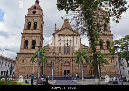 Bolivia ,Santa Cruz - Stock Photo