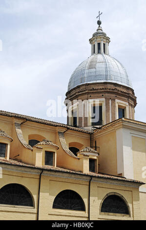 San Rocco, church, Rome, Italy - Stock Photo