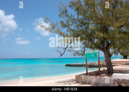 First Landfall National Park, Grand Turk, Turks and Caicos Islands - Stock Photo