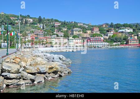 Santa Margherita Ligure,Liguria,Italy - Stock Photo