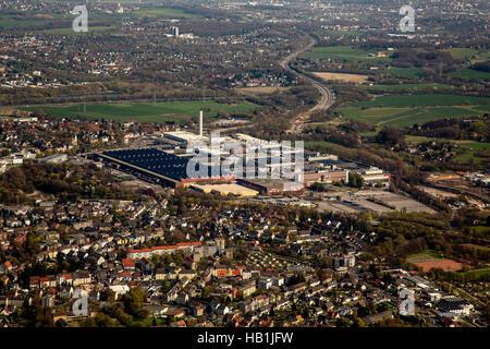 ex Car Manufacture of Bochum - Stock Photo