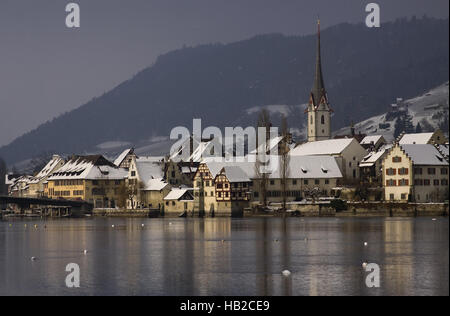 Stein am Rhein - Stock Photo